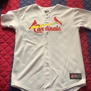 St.Louis Cardinals Yadier Molina Jersey